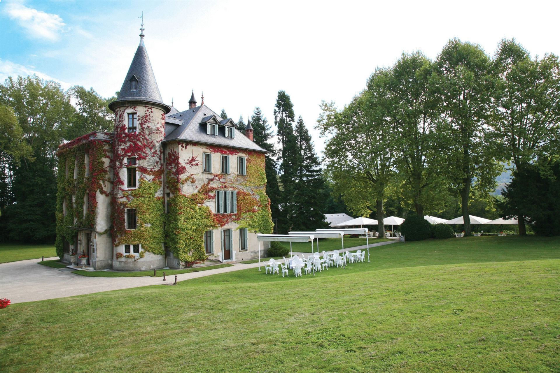 castle 11 rooms for sale on CHAMBERY (73000) - Luxury and prestigious real estate France Monaco