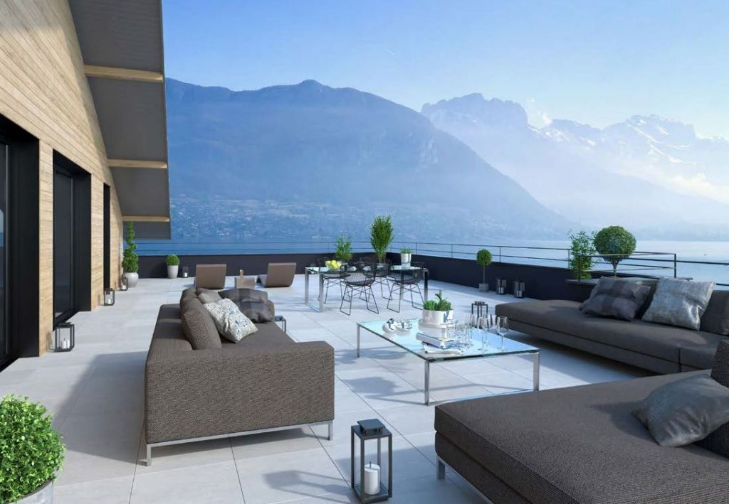 apartment 4 rooms for sale on SEVRIER (74320) - Luxury and prestigious real estate France Monaco